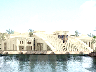 Palm Deira Sales Center